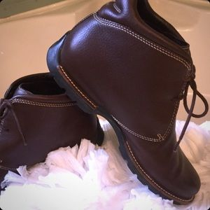 Cole Haan Country Women's Brown Boots Size 9.5